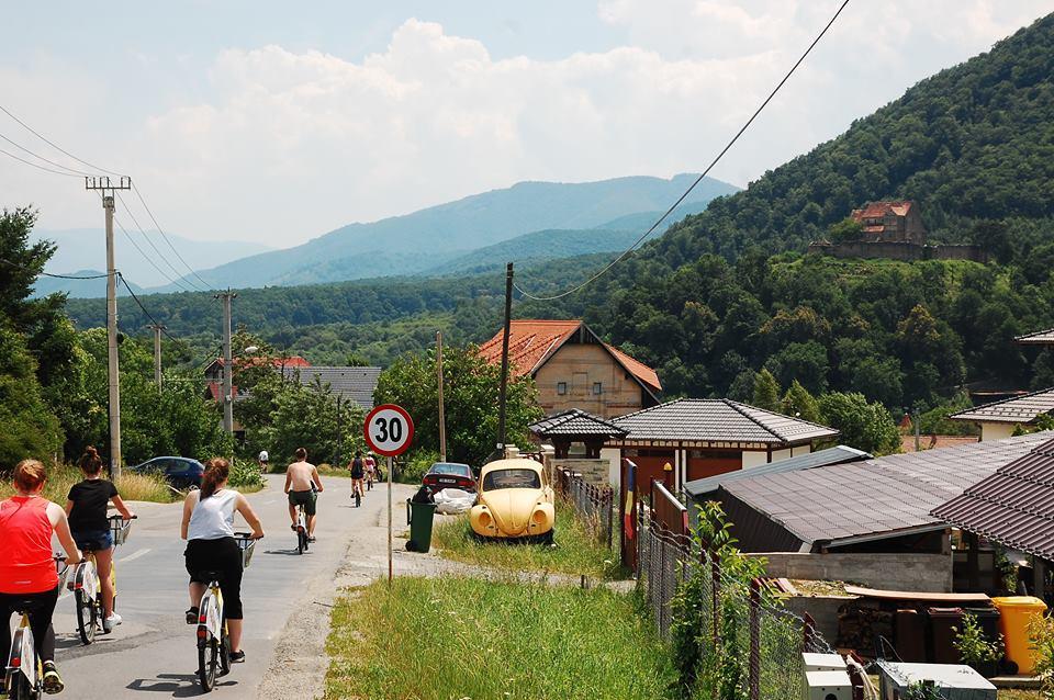 Fahrradtour nach Michelsberg